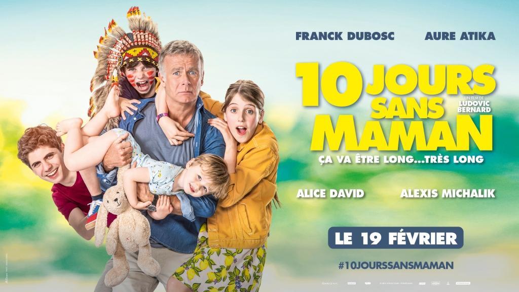 REGARDER]]~ 10 jours sans maman Streaming VF (2020) Film Complet Vostfr En Français