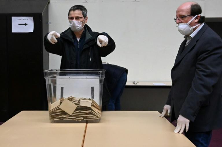 Actu municipales 2020 le vrai vainqueur le covid 19 - Bureau de change a strasbourg ...